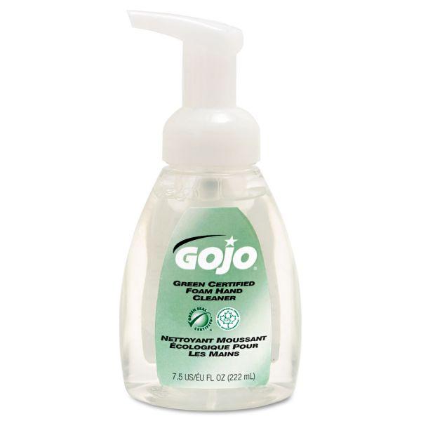 GOJO Green Certified Foaming Hand Soap