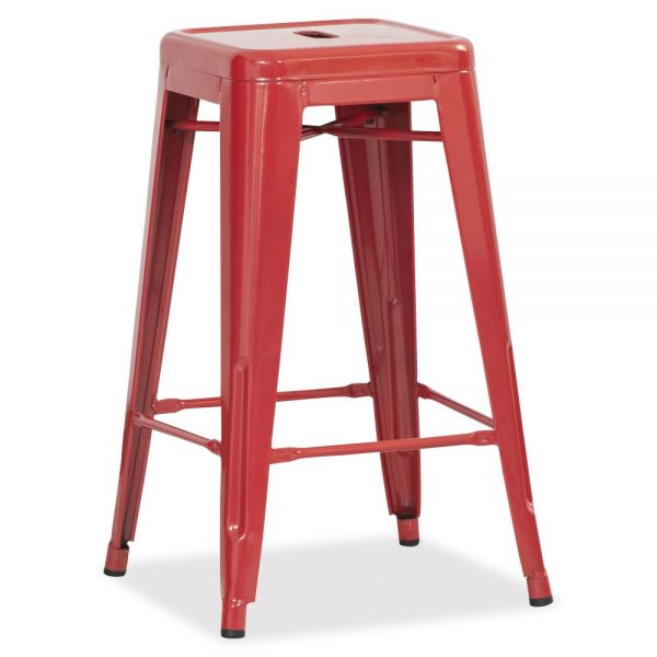 Lorell Metal Bar Stools