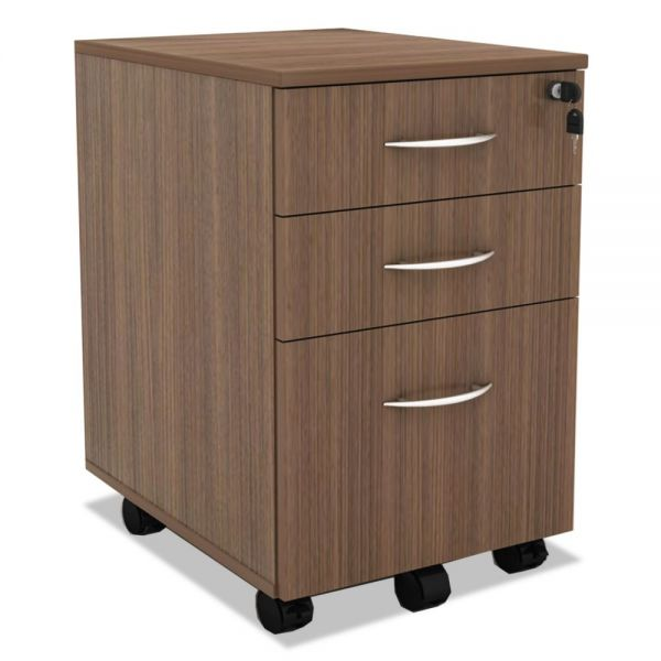 Alera Sedina Series 3-Drawer Mobile File Cabinet