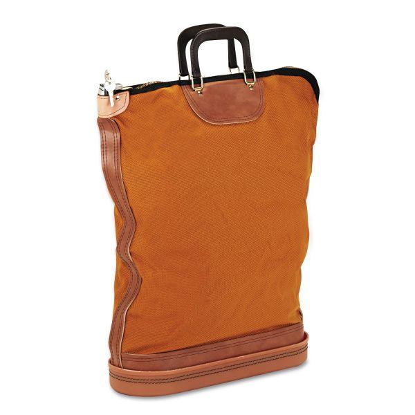 PM Company Regulation Post Office Security Mail Bag, Zipper Lock, 18 x 24