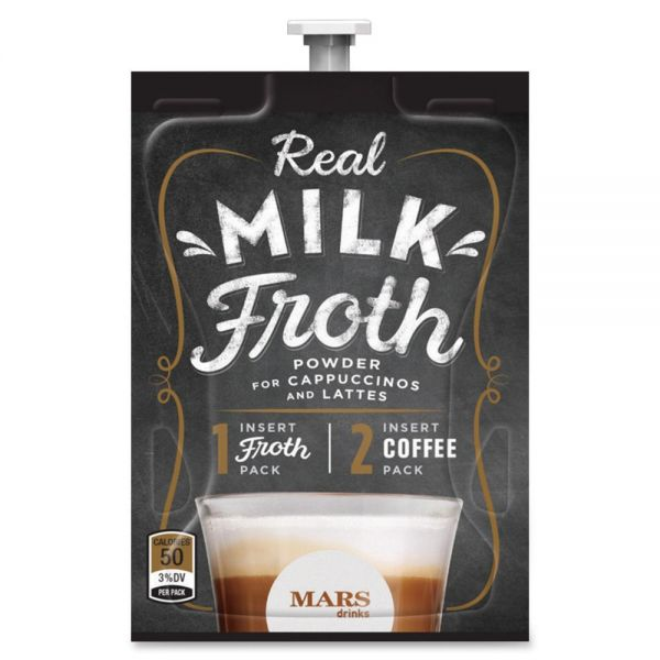 Real Milk Froth Powder