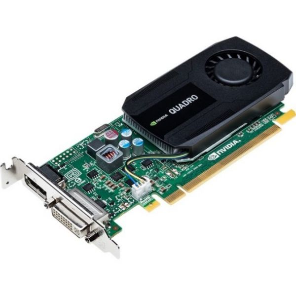 PNY Quadro K420 Graphic Card - 1 GB GDDR3 SDRAM - PCI Express 2.0 x16 - Low-profile - Single Slot Space Required