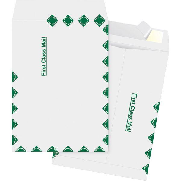 "Business Source 9"" x 12"" First Class Tyvek Envelopes"