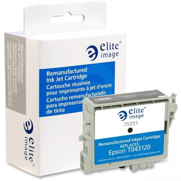 Elite Image Remanufactured Epson T043120 Ink Cartridge