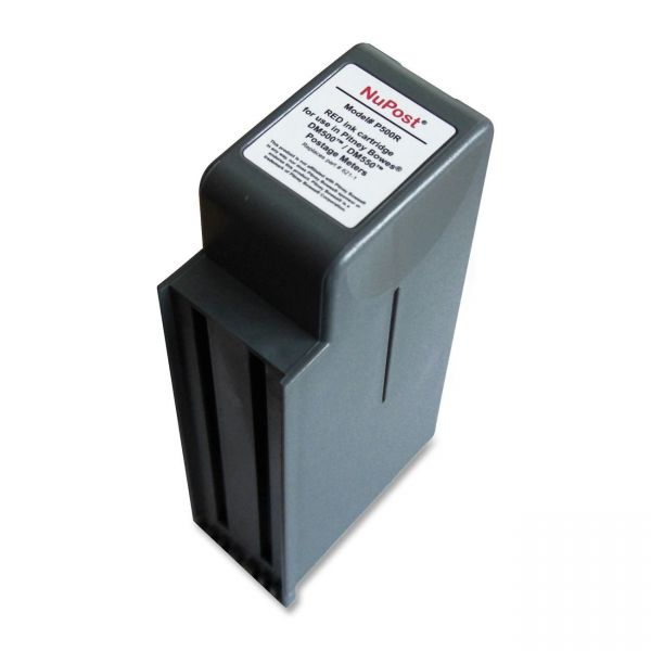 Pitney Bowes NPT500 Red Ink Cartridge