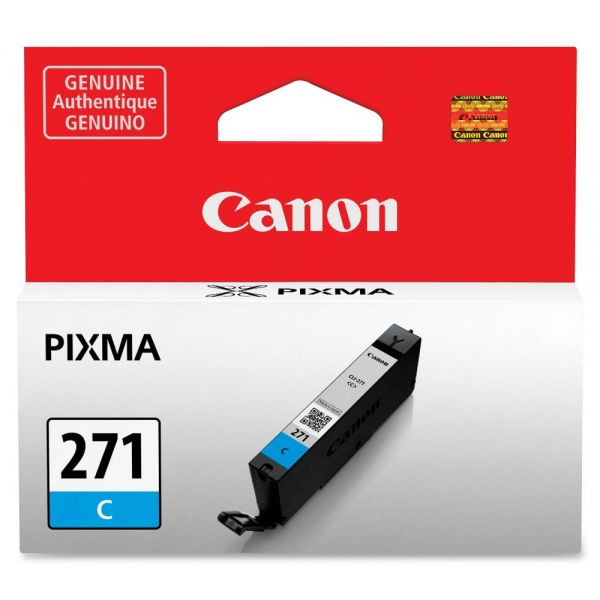 Canon CLI-271 Cyan Ink Cartridge