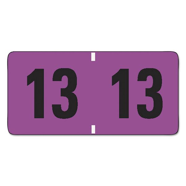 "Smead Year ""2013"" File Folder Labels"