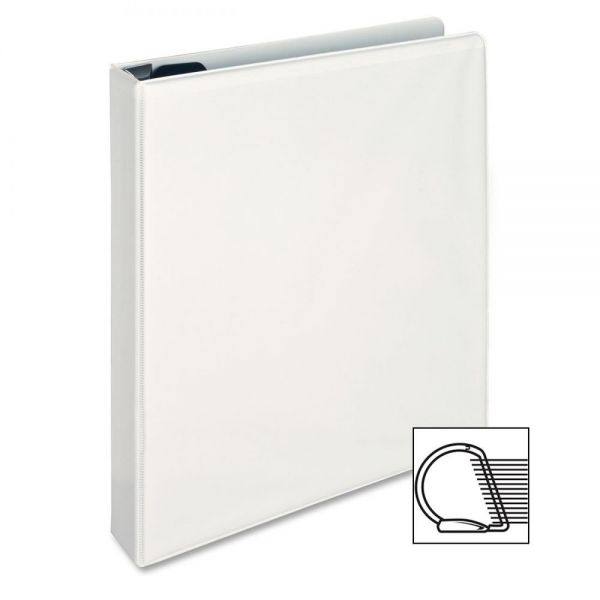 "Sparco Locking 1"" 3-Ring Binder"