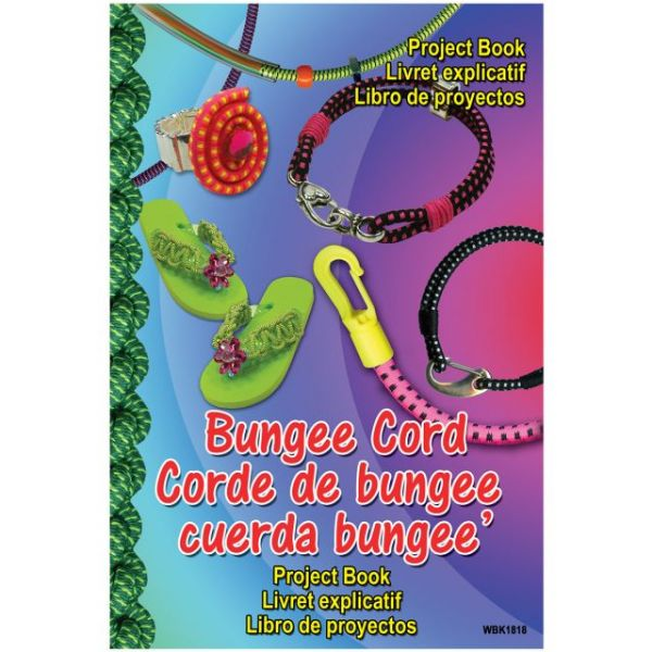 Bungee Cord Bracelet Project Book