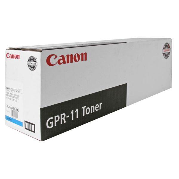 Canon GPR-11 Cyan Toner Cartridge (7628A001AA)