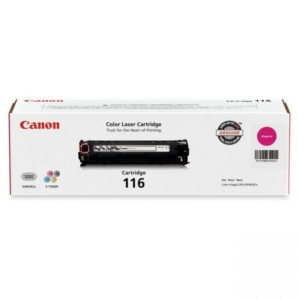 Canon 116 Magenta Toner Cartridge (CRTDG116-MA)