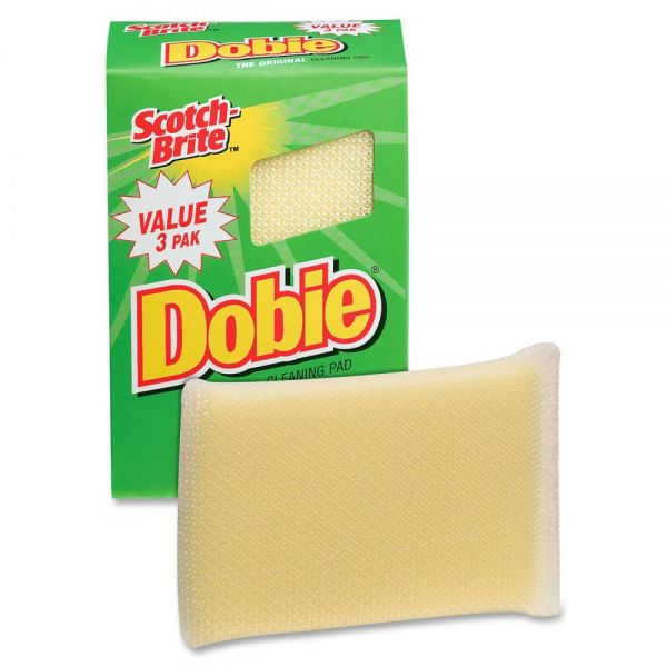 Scotch-Brite -Brite Dobie All-purpose Cleaning Pads