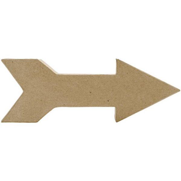 Paper-Mache Arrow