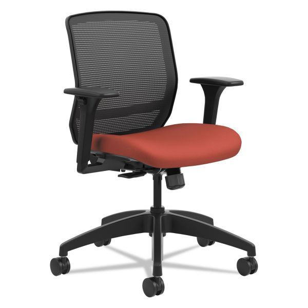 HON Quotient Series HQTMM Mid-Back Mesh Work Chair