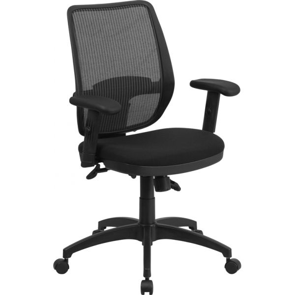 Flash Furniture Mid Back Executive Swivel Office Chair