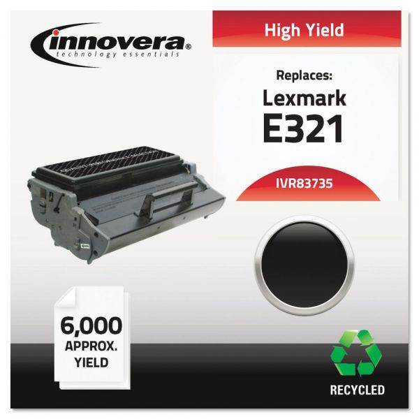 Innovera Remanufactured Lexmark 12A7305 Toner Cartridge