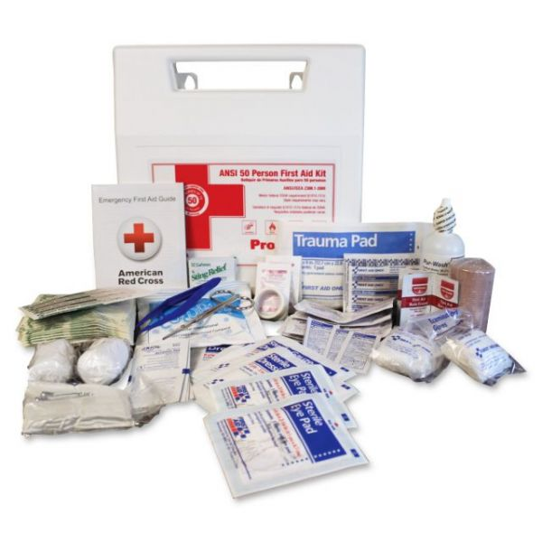 Impact Products 50-person First Aid Kit