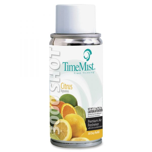 TimeMist Settings Micro Metered Air Freshener Refills