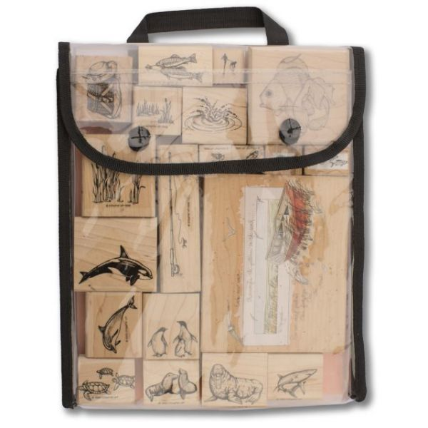Stamp, Store & Go Bag Single-Sided