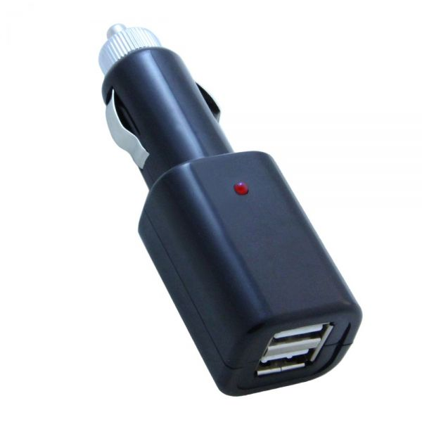 fuse Auto Adapter for USB Device, Smartphone, MP3 Player