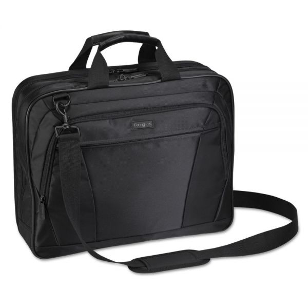 "Targus CityLite Laptop Case 16"", 13-1/4 x 3-1/2 x 16-1/2, Black"