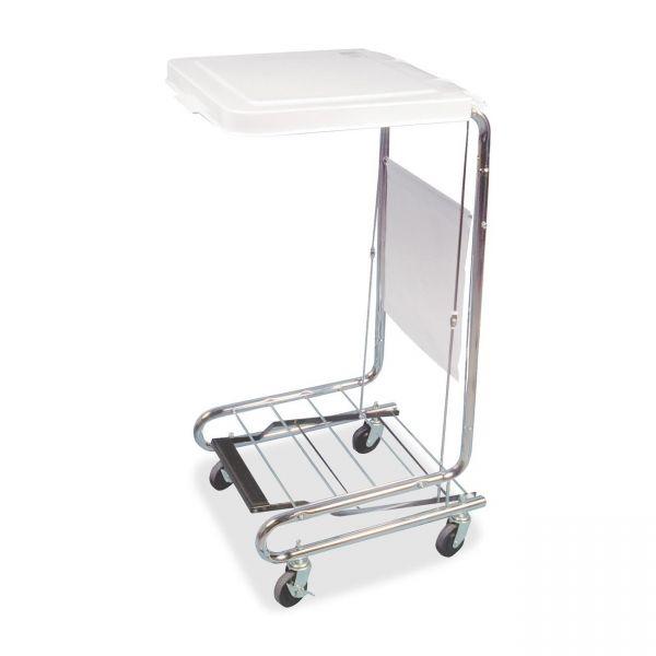 Hausmann 2189 Mobile Hamper Cart