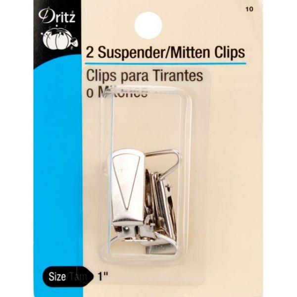 Mitten/Suspender Clips