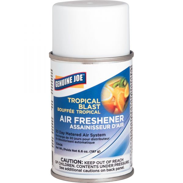 Genuine Joe Metered Air Freshener Refill