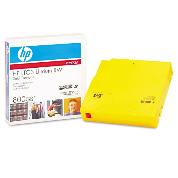 HP LTO3 Ultrium RW Data Cartridge