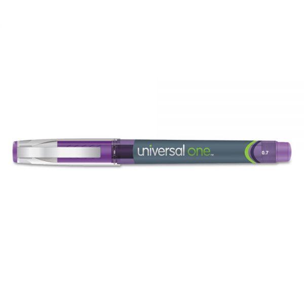 Universal High Capacity Roller Ball Stick Gel Pens