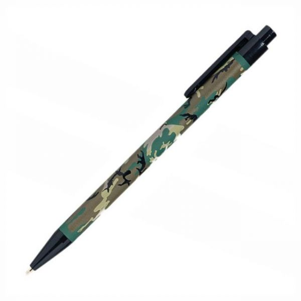 SKILCRAFT Camouflage Retractable Ballpoint Pens