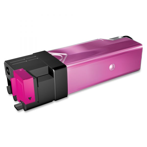 Media Sciences Remanufactured Dell 331-0717 Magenta Toner Cartridge