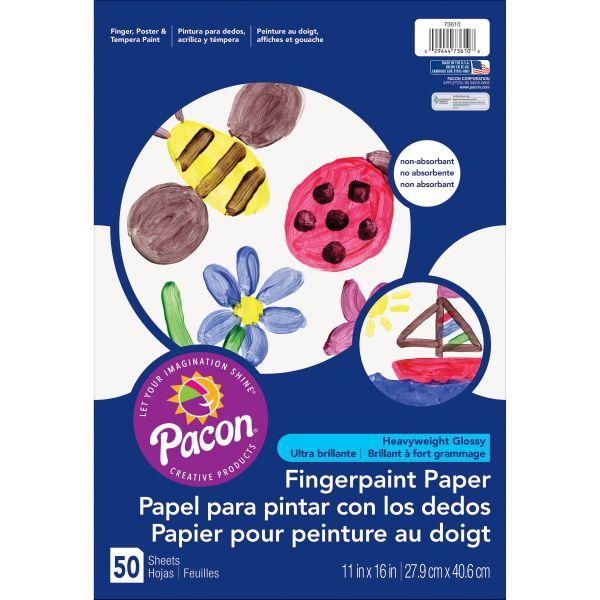 Spectra Fingerpaint Art Paper