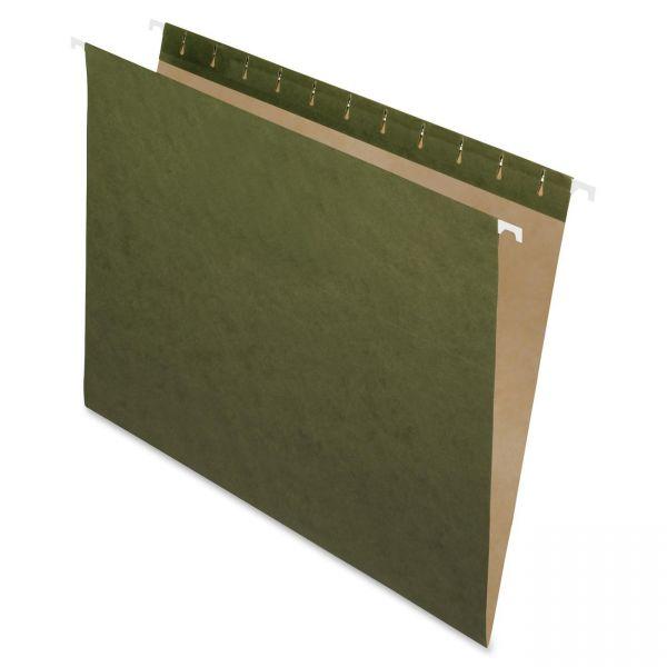 Pendaflex Standard Green Hanging File Folders