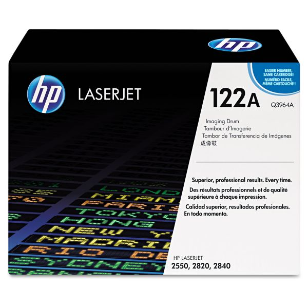 HP 122A, (Q3964A) Original LaserJet Imaging Drum