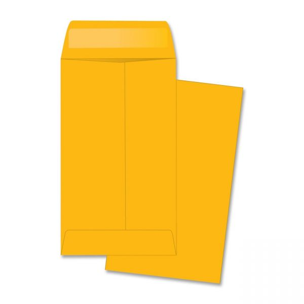 Business Source #5 1/2 Coin Envelopes