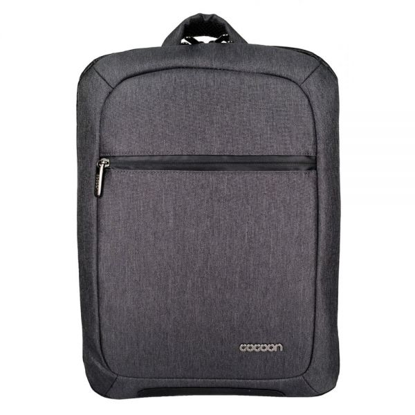 "Cocoon Slim Carrying Case (Backpack) for 15.6"" Notebook - Graphite"