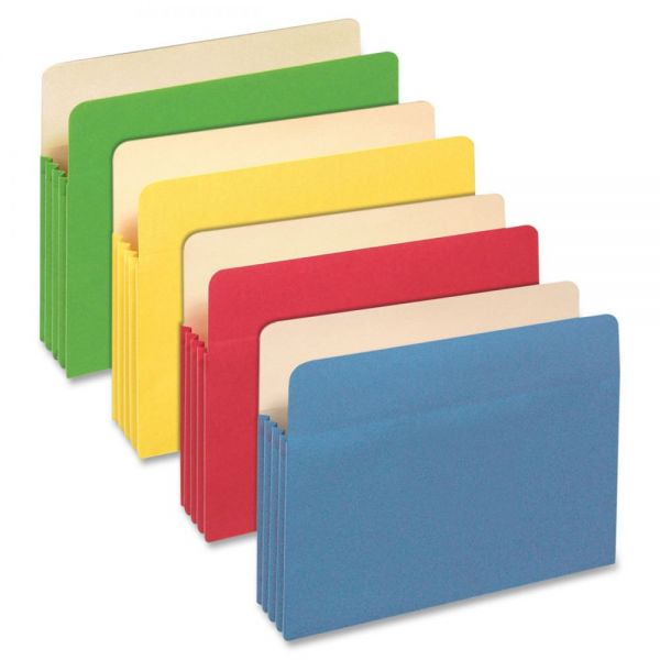 Pendaflex Colored File Pockets