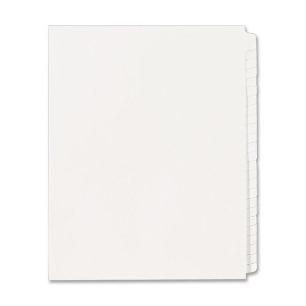 Avery Collated Blank 25-Tab Index Dividers
