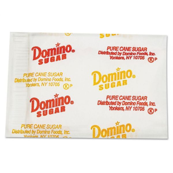 Domino Sugar Portion Packets