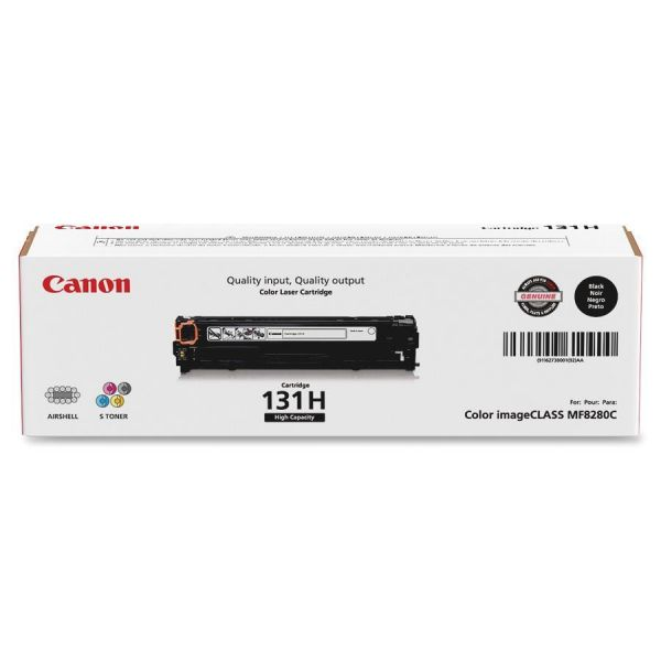 Canon 131 Black Toner Cartridge (6273B001AA)