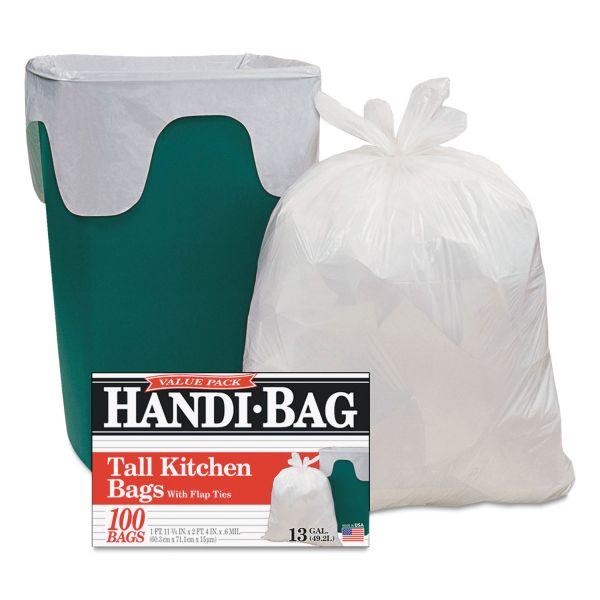 Handi-Bag 13 Gallon Trash Bags