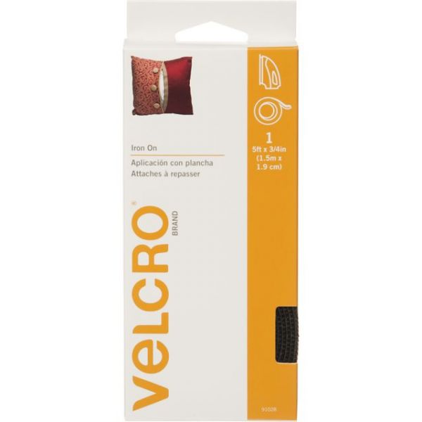 """VELCRO(R) Brand Iron-On Tape 3/4""""X5'"""