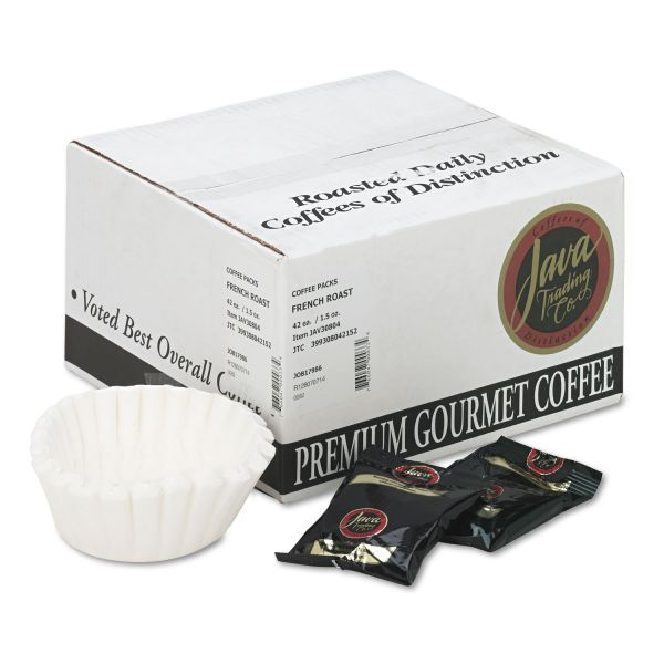 Java One Premium Gourmet Coffee Portion Packs