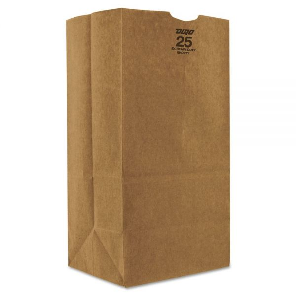 General #25 Extra Heavy-Duty Brown Paper Grocery Bags