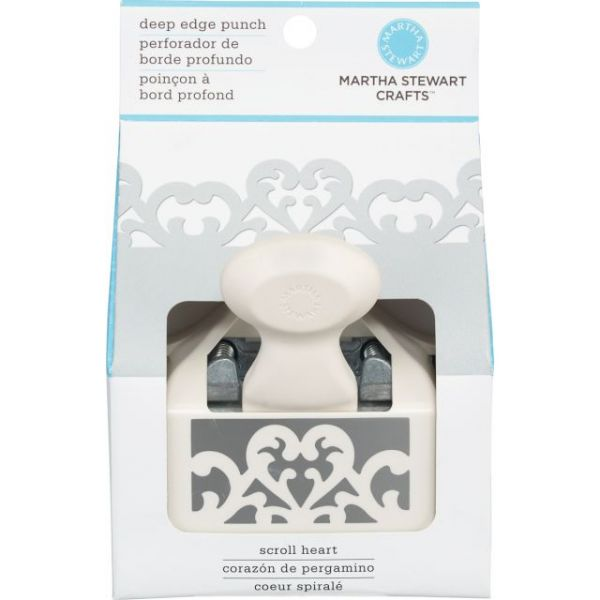 Martha Stewart Deep Edge Punch