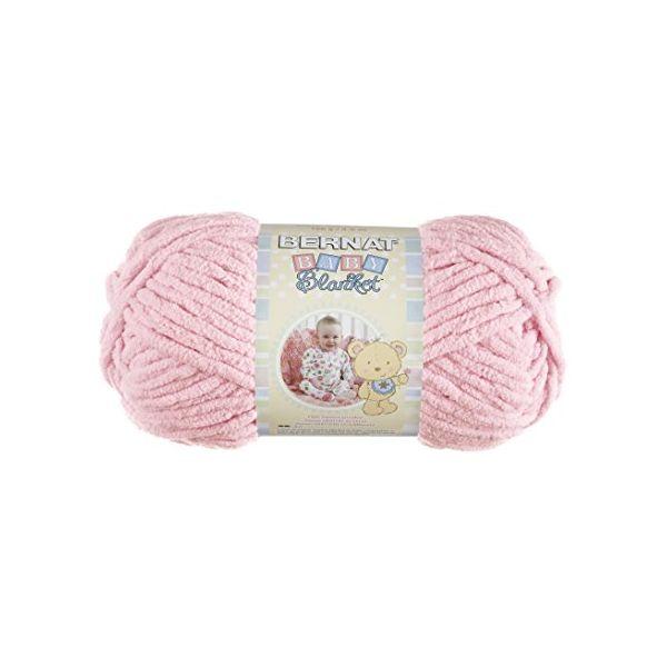 Bernat Baby Blanket Yarn - Baby Pink