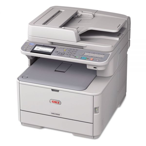 Oki MC362w Wireless Multifunction Color Laser Printer