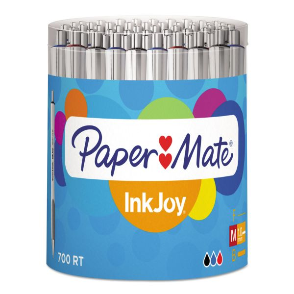 Paper Mate InkJoy 700RT Retractable Ballpoint Pens