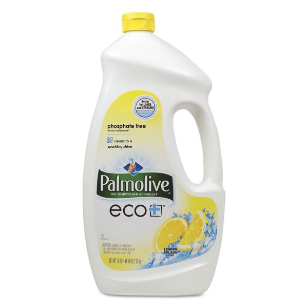 Palmolive Eco Gel Dishwasher Soap